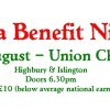 Islington Palestine fundraiser – 11th August